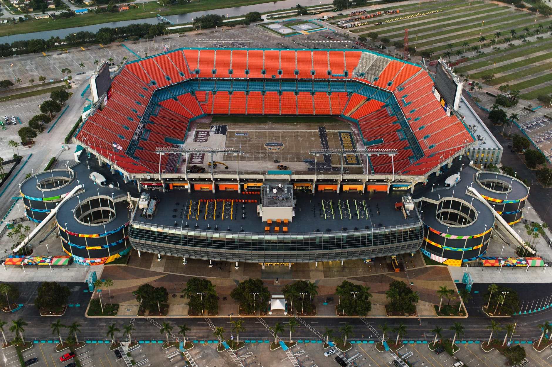 stadium sport american football sports field